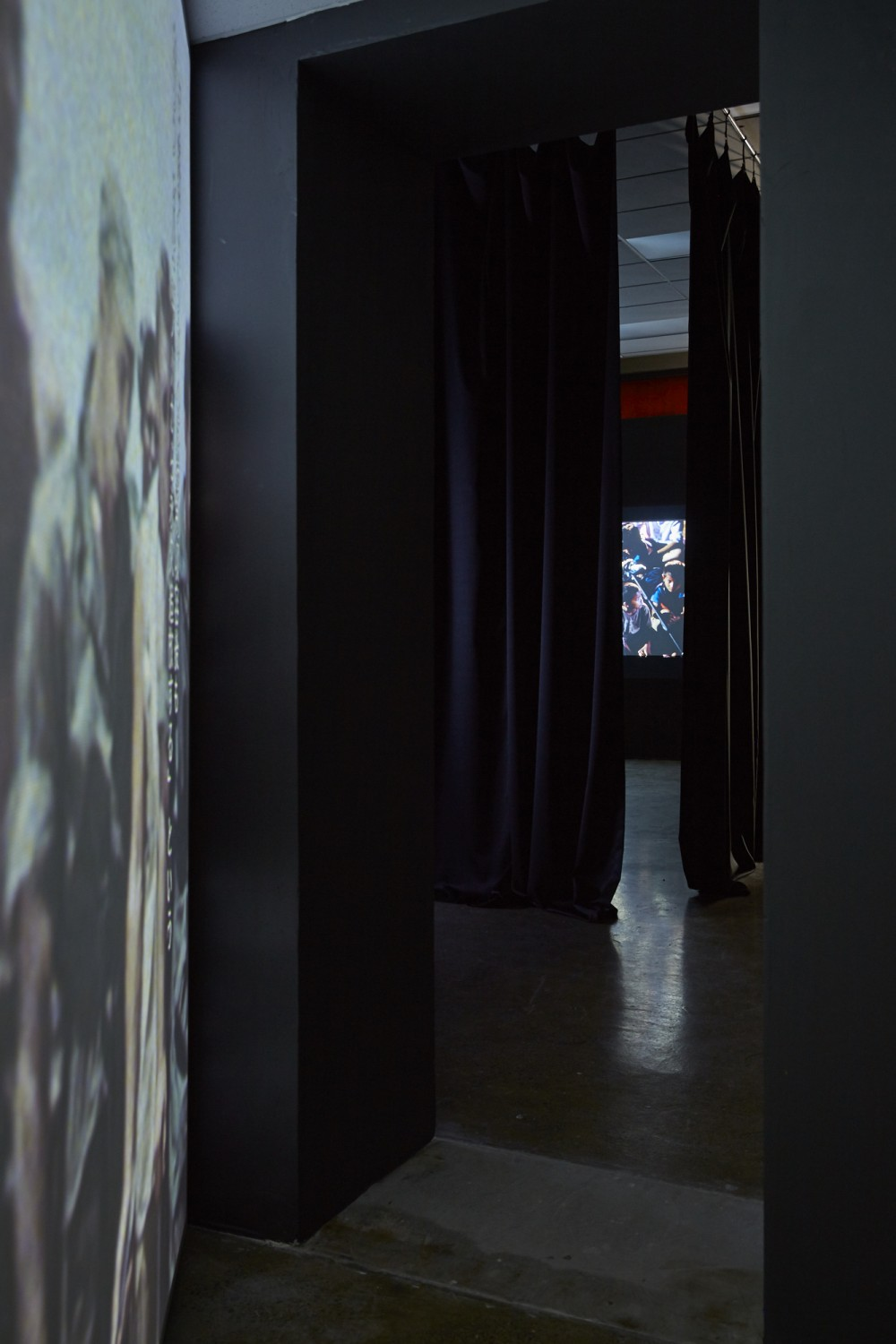 *Ex-Ante* October 27 - December 22  Installation View  Photograph by Sam Hartnett