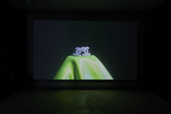 *Live AV Nights* Ary Jansen with Frances Carter, Ducklingmonster, Ron Gallipoli, LEAO, Roy Irwin, Alice Sparrow, Esther Mauga, Jessica Morgan, UNIFORM, Aliyah Winter, P. Wits 2020  Still: From Moving Image Work by Frances Carter.  Image: Sam Hartnett