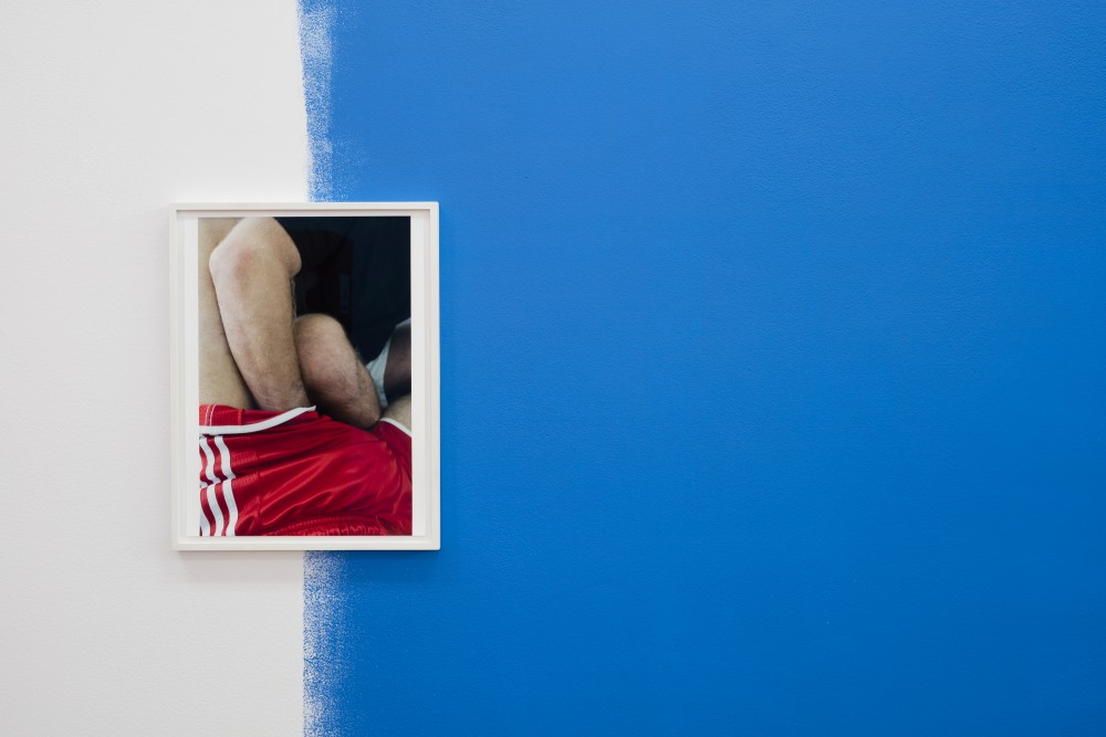 *arms and legs* Wolfgang Tillmans 2014