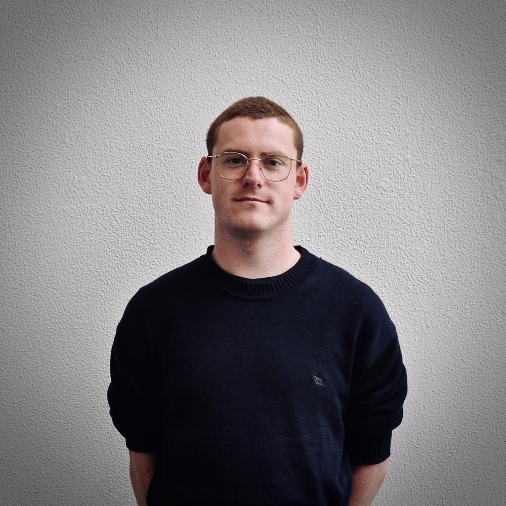 Artspace NZ Assistant Curator Lachlan Taylor